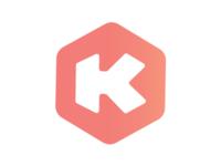 K Personal Brand Logo