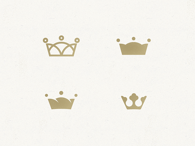 Crown study crown king logo emblem gold study icon royal wine symbol imperial