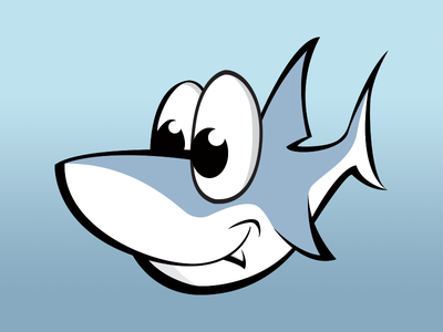 Baby Jaws water saltwater swim deep fish animals life ocean jaws shark baby