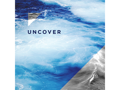 Uncover Third Image Study uncover oceanic blue color water waves ocean