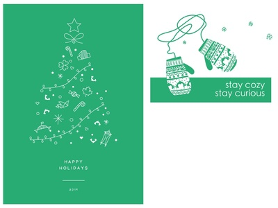 SurveyMonkey Holiday cards