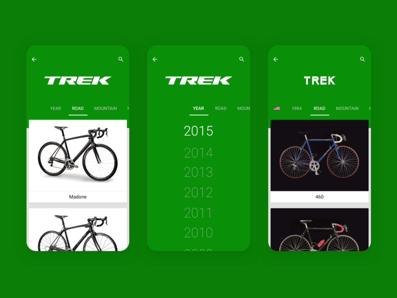 Sprocket Android Brand Bikes Styling 2014 Design ui monochrome material logotype header green brand bike branding logo sprocket bicycle app android