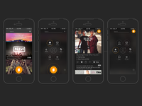 SoundHound iOS prototype