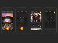 SoundHound iOS prototype