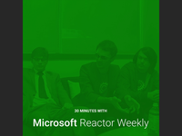 Sprocket Microsoft Reactor Video Notification