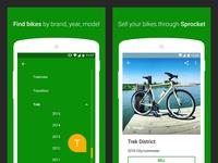 Sprocket Google Play Screenshot Story