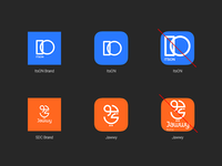 ItsON App Icon Brand Guidelines