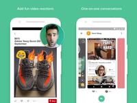 Kamcord 6.13 Google Play Screenshots