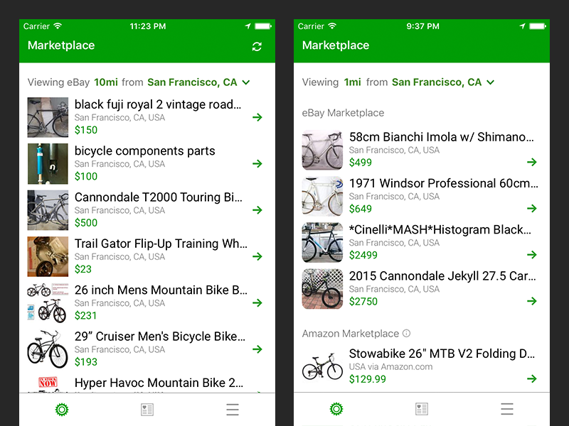 Sprocket iOS 1 1 2 Improvements by Seven on Dribbble