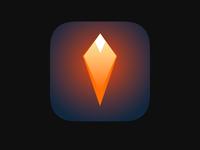 Flare iOS App Icon