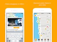 Flare iOS 1.0 App Store Screenshots 2