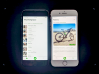 Sprocket iOS 1.2 Redesign Implementation WIP