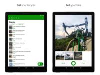 Sprocket Android Tablet Pixel Frame Screenshots