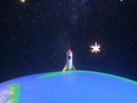Moonshot stopmotion render design c4d 3d animation cinema 4d alex sheyn