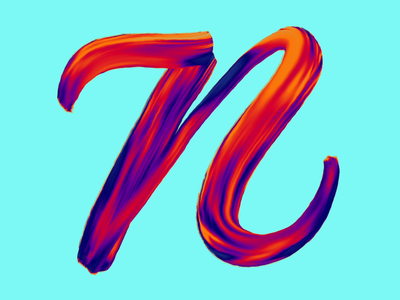 Nn lettering design type typography animation gif illustration alex sheyn