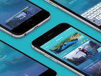 Layla Travel App [iOS]