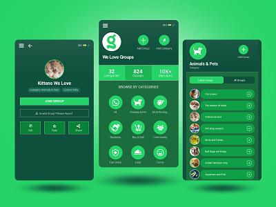 Mobile app UI UX design ux design mobile app design mobile design mobile app mobile ui