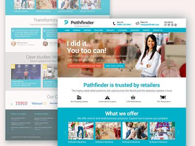 Website UI Design ux design web design ui design