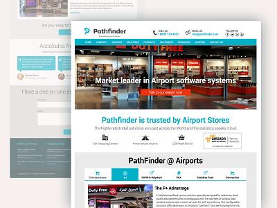 UX design for product website website design web design ux design ui design