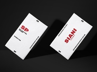 Siani Print Branding #3 - Alternate