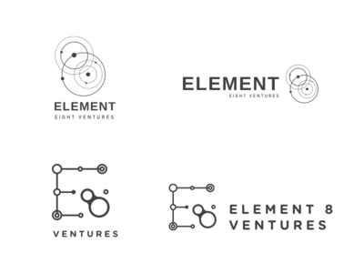 Logo Concepts - Element Eight Ventures