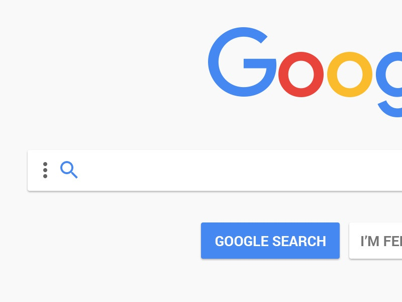 Google Search Redesign By Josh Brown