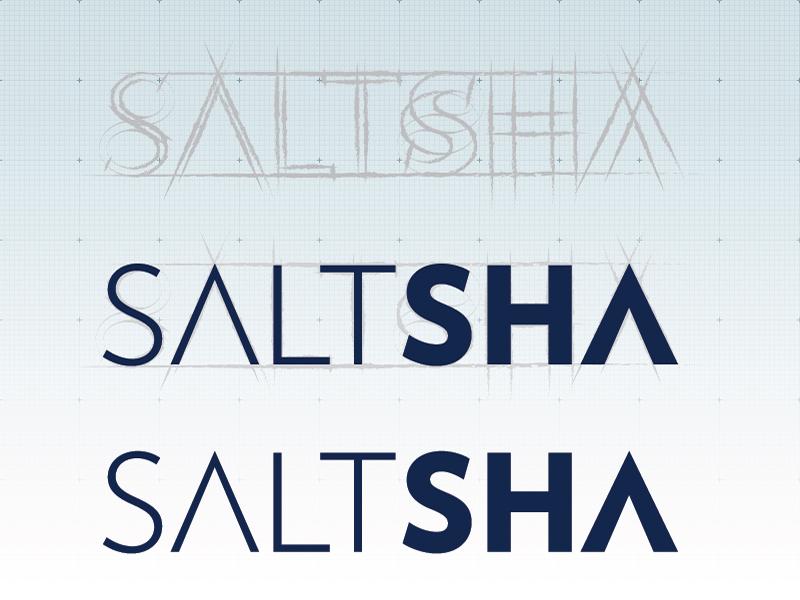 Saltsha logo showcase
