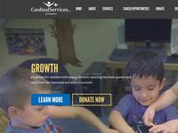 Cardinal Services Site Design