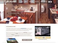 Kropf Industries Redesign