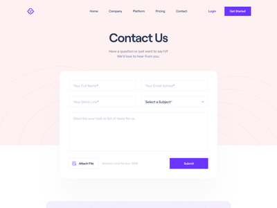 SaaS: Landing Page All Pages saas landing page saas website saas landing landing page ui homepage design about us feature set features page platform pricing plan pricing page pricing contact page contact landing page
