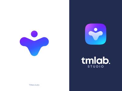 tmlab.studio Logo Design