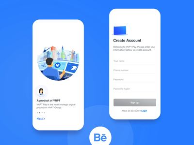 Digital Wallet App Concept digital wallet wallet fintech app interaction ux illustration aftereffect design animation banking app ui bank
