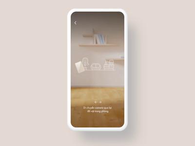Furniture app using AR
