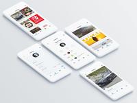 Settings UI/UX App #dailyui