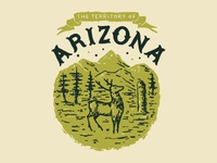 Arizona shirt design