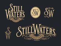 Still Waters Logo Design