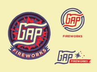 Gap Fireworks