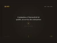 Cynaptek - Landing Page