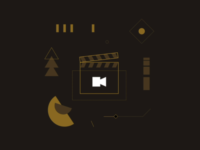 Cynaptek - Illustration 03 lowpoly icon vector illustration webdesign animation design shapes animation illustration art