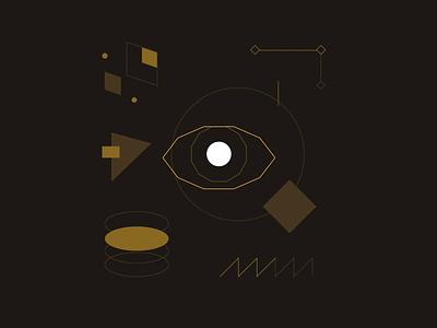 Cynaptek - Illustration 04 motions shapes ui vector webdesign animation video illustration