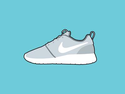 Nike Roshe One - Gray