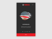 Yamaha Onboarding iPhone - Boats