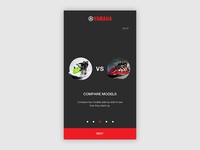 Yamaha Onboarding iPhone - WaveRunners