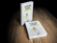 Drybar Extend Your Blowout Book Cover concept
