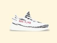 Yeezy Boost 350 V2 - Zebras