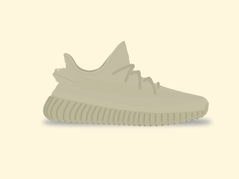 huge selection of be750 727f9 Yeezy Boost 350 V2 - Dark Greens (cancelled) yeezy boost 350 v2 adidas  illustration