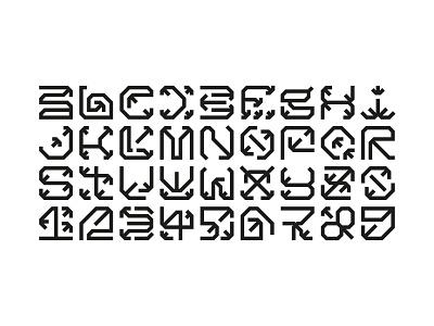 36 Days Of Type 08 - Direction Font typo typogaphy design 36daysoftype07 graphic design font designer type design typedesign font family font design font typography type typeface 36daysoftype08 36daysoftype 36days