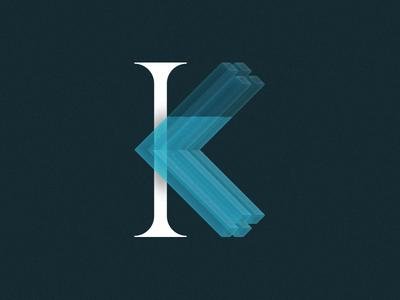 K is the word typography days of type illustration abstract illustrator challenge font type design typeface