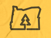 Oregon is for Trees!