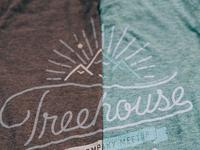 Treehouse meetup shirt